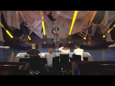 TLC - Creep Performed On South African Idols