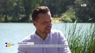 Le département des Yvelines s'occupe des vos loisirs cet été