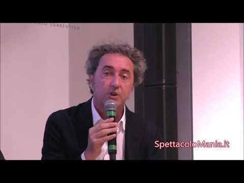 Videoincontro con Paolo Sorrentino su Piccole Avventure Romane, su SpettacoloMania.it