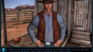 2019 Mega Marathon - Nancy Drew #10: The Secret of Shadow Ranch