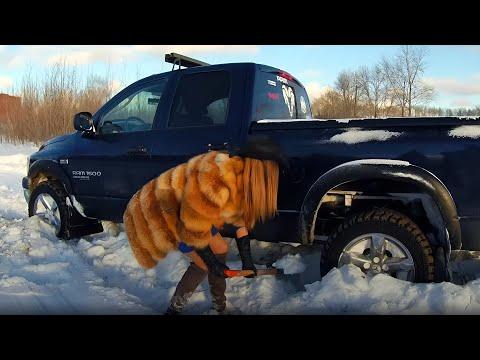 БАРАН - ПРОХОДИМЕЦ! // Тест-драйв Dodge RAM  1500