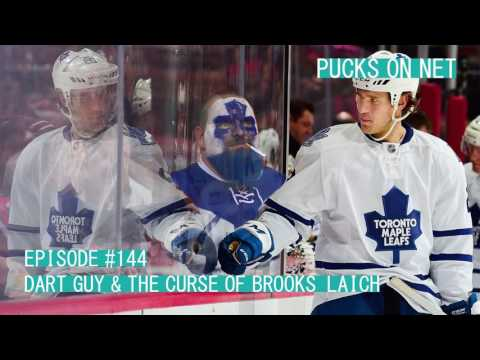 Episode #144 - Dart Guy & The Curse of Brooks Laich