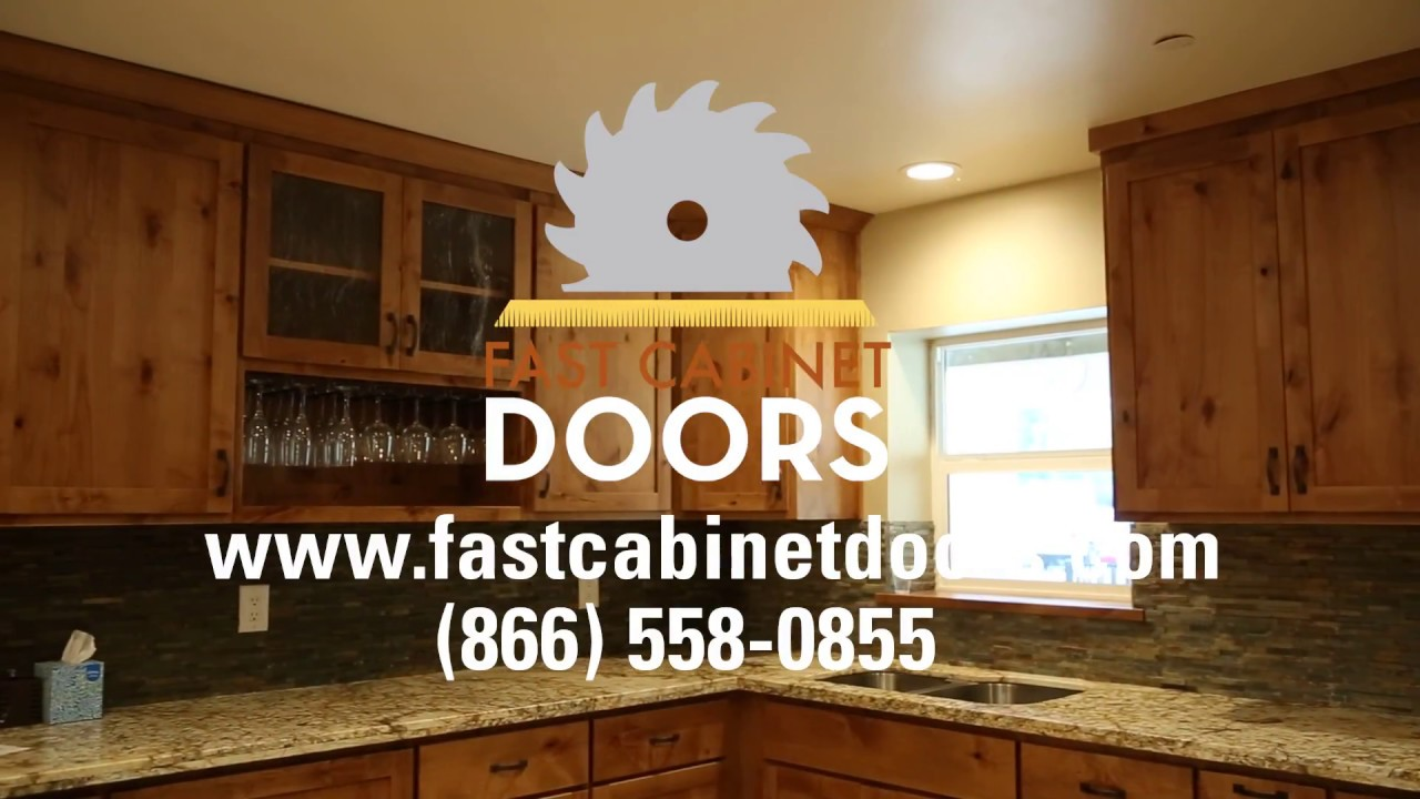 Nice Fast Cabinet Doors Painting