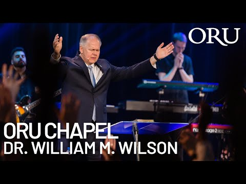 """ORU Chapel 2020: """"Lessons From Leprosy"""" By ORU President William M. Wilson   Mar. 25th, 2020"""
