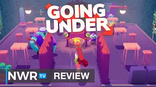 Going Under (Switch) Review - An Excellent Roguelite Internship (Video Game Video Review)