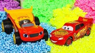 Вспыш и чудо машинки новая серия Игрушки для детей из мультик Тачки Молния Маквин Мультики для детей