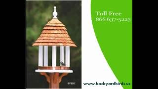 Bird Feeders, Unique, Decorative, Theme, Classical And Traditional Feeders