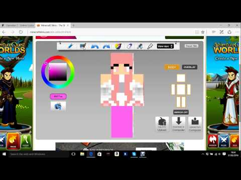 Free Skin Editor For Minecraft Pc
