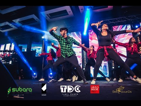Queen Mary University | Tamil Dance Championship 2017 | Live show | #TDC2017