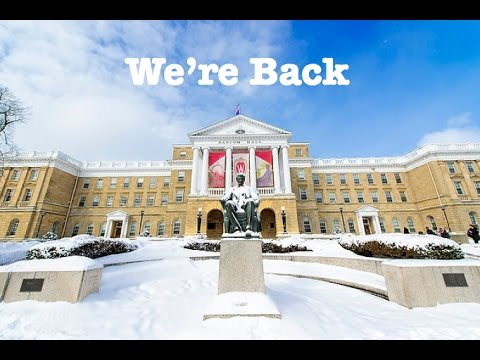First Day in College || UW-Madison