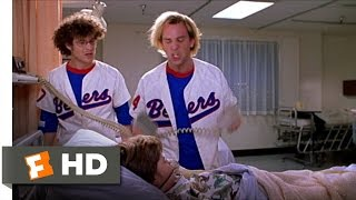 BASEketball (7/11) Movie CLIP - Reviving Little Joey (1998) HD