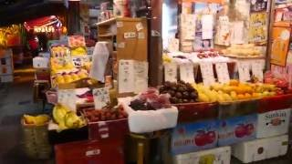 【香港】佐敦 廟街  Night market at Jordan, Hong Kong