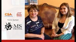 Generali Travel Insurance Agency Spotlight: MS Travel