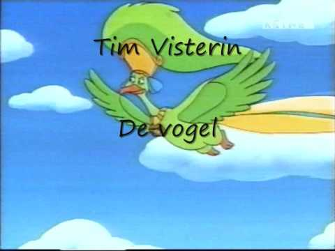 Tim Visterin - De vogel lyrics
