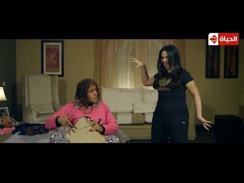 مشهد كوميدي أطاطا تعلم إيمي سمير غانم الرقص المصري ... #فيفا_أطاطا thumbnail