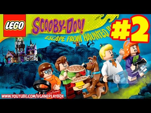 LEGO® Scooby-Doo Haunted Isle - iOS / Android Gameplay Video - PART 2