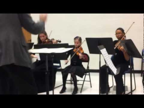 Brandenburg Concerto No. 3 in G Major (excerpt) East Central College