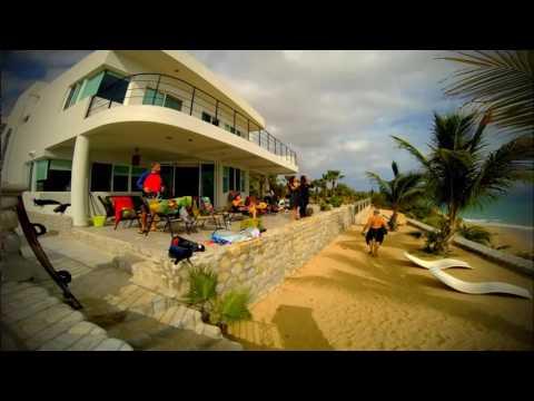 Kiteboarding Trip to La Ventana Mexico-Timelapse GoPro