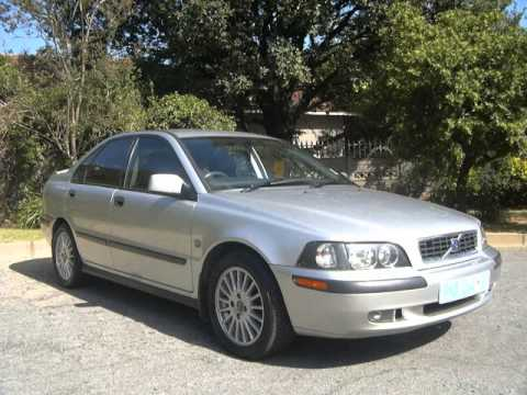 2004 VOLVO S40 T4 F/Lift Auto For Sale On Auto Trader South Africa