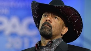 Sheriff David Clarke plagiarized portions of thesis