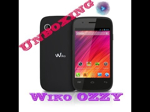 Unboxing - Wiko Ozzy [FR] - HD
