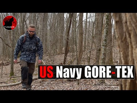 Awesome US Navy Gore-Tex Parka Jacket