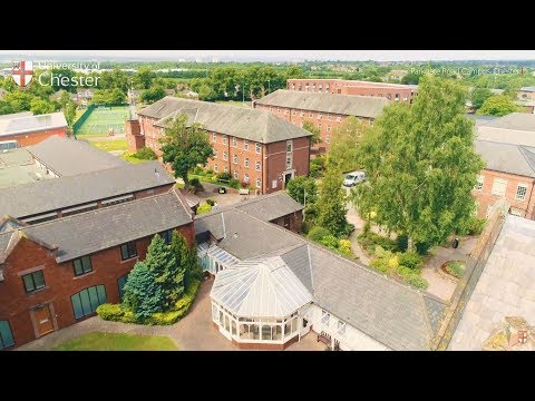 Parkgate Road Campus, University of Chester