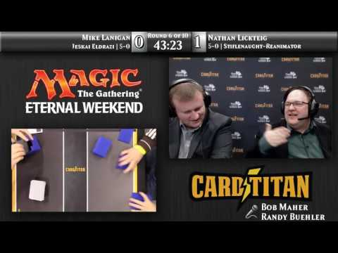 Magic Eternal Weekend North American Legacy Championship (Round 6-10) - Presented by Card Titan