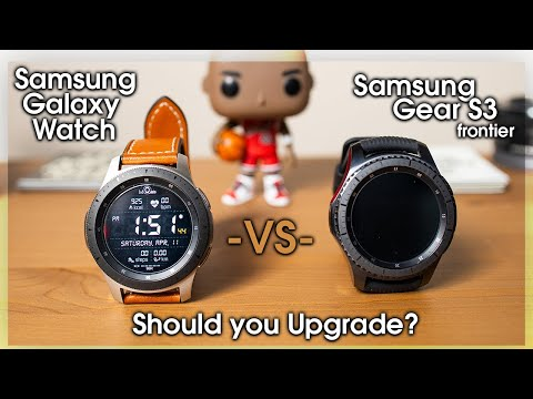 Samsung Galaxy Watch VS Gear S3 Questions Answered Should You Upgrade