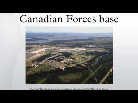 Canadian Forces base