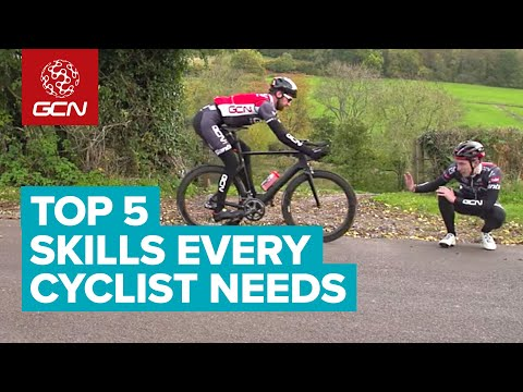 5 Cycling Skills Every Bike Rider Needs
