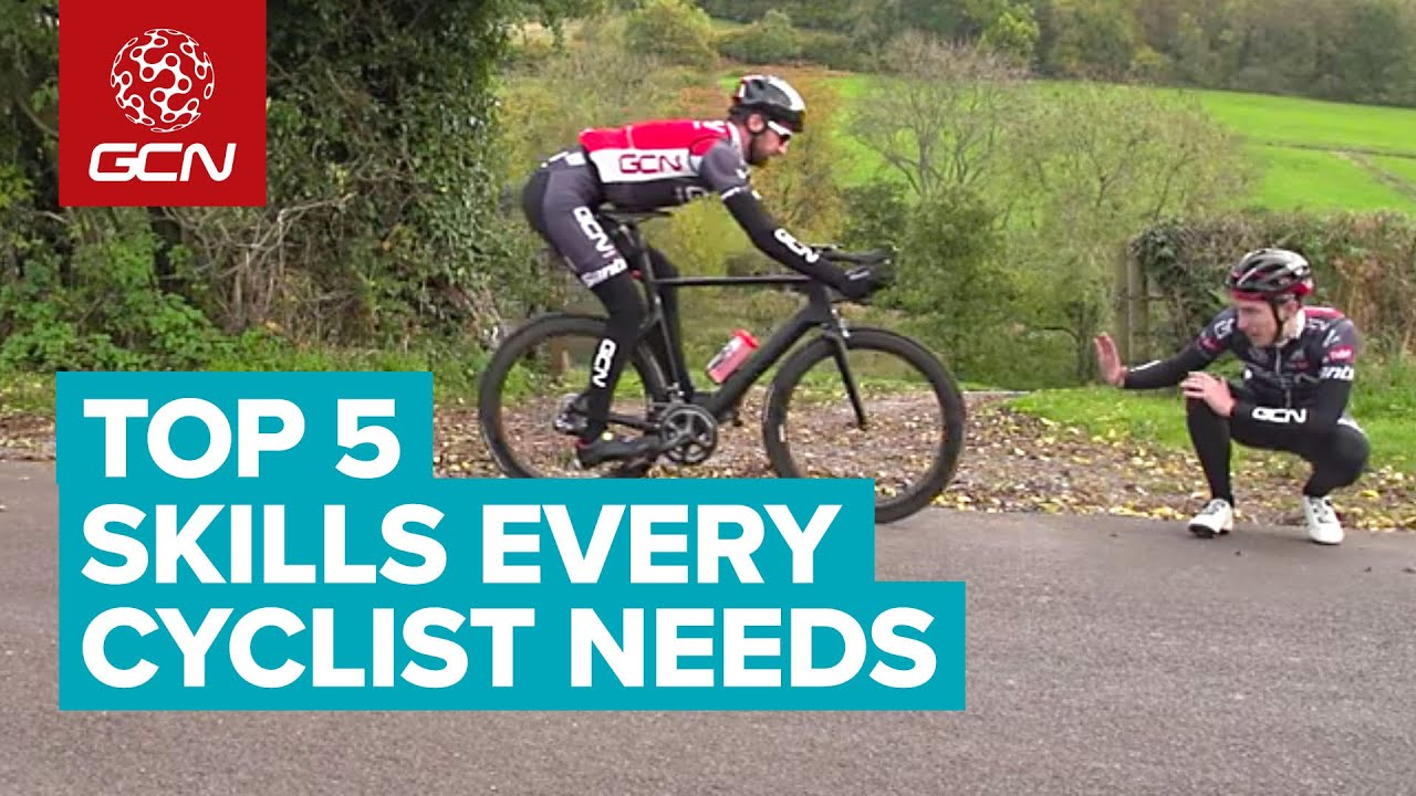 5 Cycling Skills Every Bike Rider Needs. Global Cycling Network bca172626