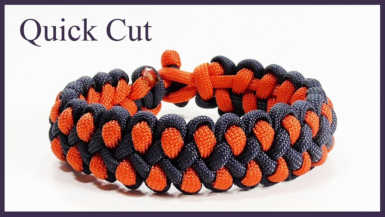 Paracord Bracelet Instructions Dragon Claw Bracelet Design Quick