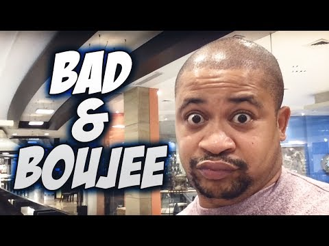 Greenbelt Mall Makati City | BAD AND BOUJEE | The Illuminati | Window Shopping | Manila Philippines