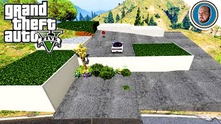 GTA 5 MOD Costruire una VILLA MODERNA #1