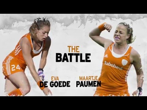The Battle 3: Maartje vs Eva