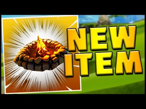 COZY CAMPFIRE COMING SOON | Fortnite Battle Royale