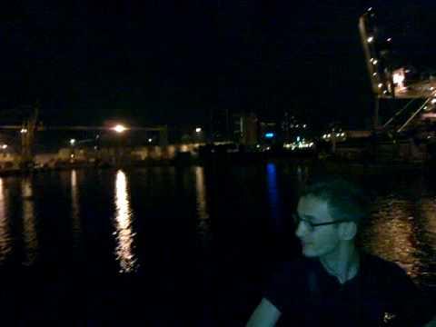 George Vemag live on Boat Party Genova Portofino
