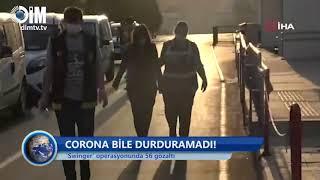 CORONA BİLE DURDURAMADI - HABERLER