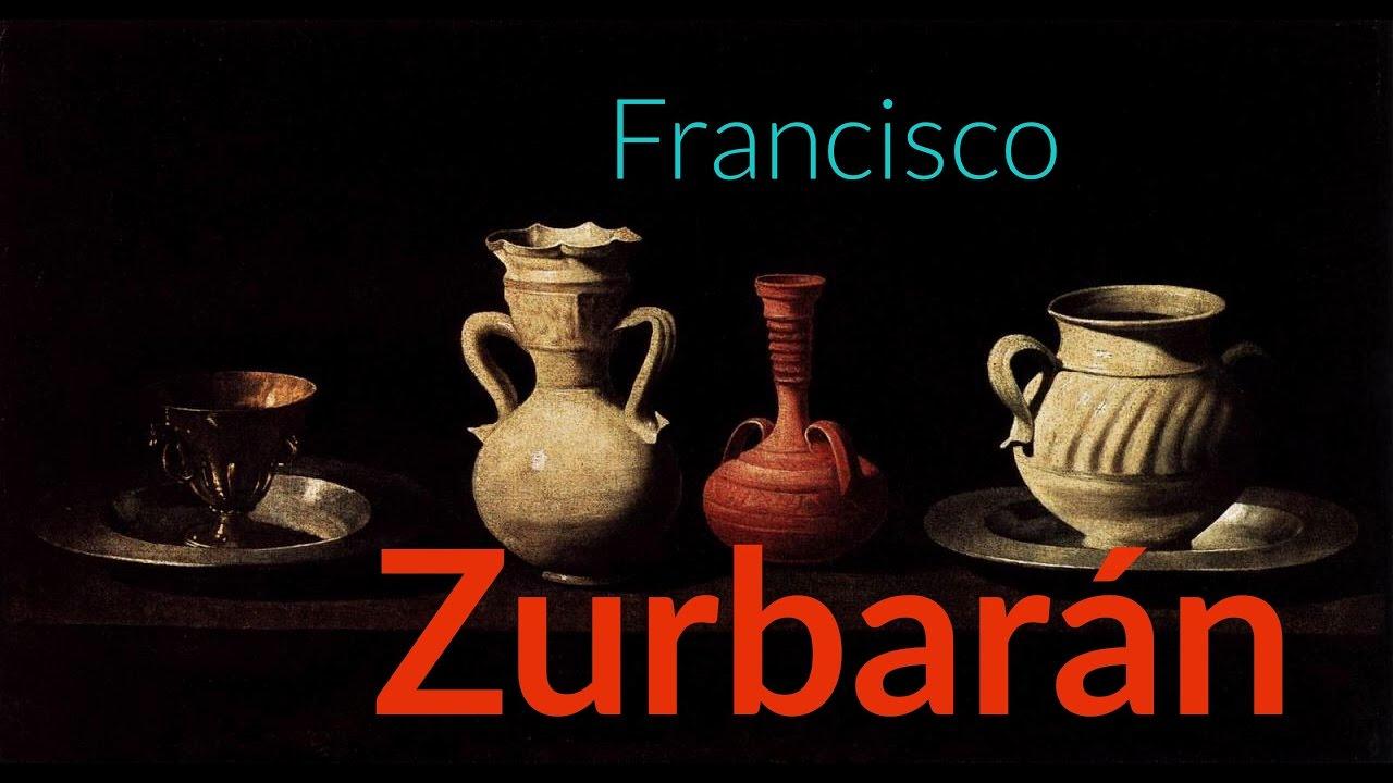 El pintor Francisco de Zurbarán para niños - YouTube