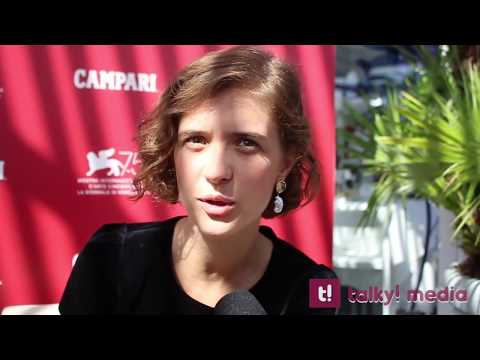 Liv Lisa Fries Su Babylon Berlin, Terza Stagione E Futuro A Venezia 75