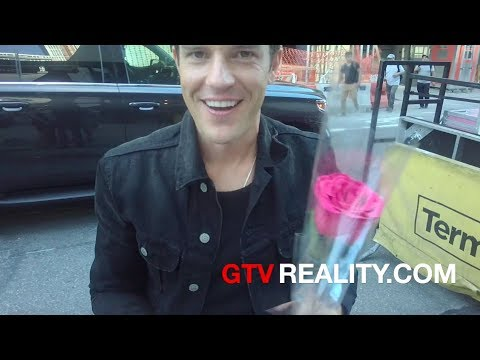 Brandon Flowers Gets Gifts From A Fan Of The Killers