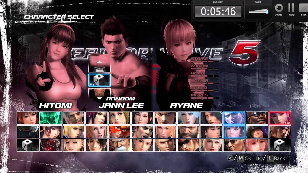 Hitomi Quotes Dead Or Alive 5 Last Round Youtube