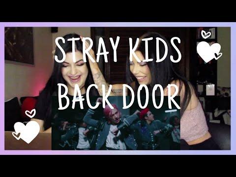 STRAY KIDS - BACK DOOR M/V | REACTION