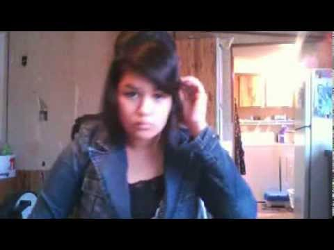 Apostolic Pentecostal Fast Hairstlye for Long Hair - YouTube