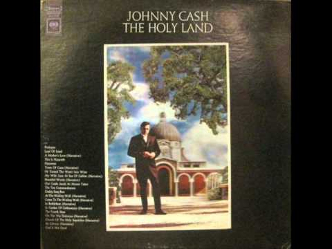 Johnny Cash - Come To The Wailing Wall