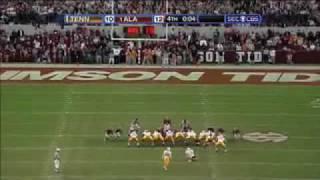 Alabama Crimson Tide 2009: A Season To Remember