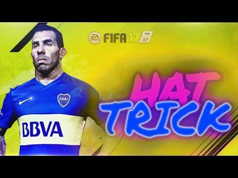 CÓMO HACER UN HAT TRICK PERFECTO con Carlos Tévez FIFA 16 Ultimate Team