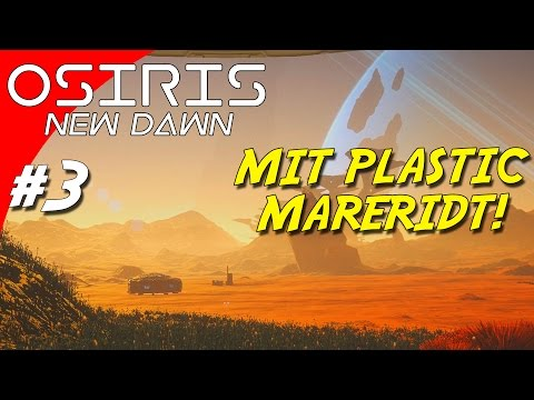 MIT PLASTIC MARERIDT! / PLASTIC, BARRACKS! - Osiris: New Dawn dansk Ep 3