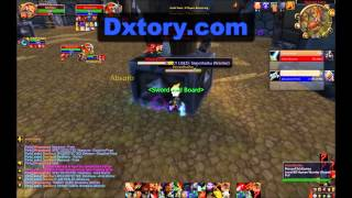 Sebii - 2.7 Prot Warrior (Arena-Tournament)